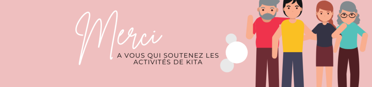 Adhésion à l'association KITA